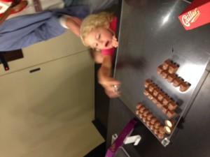 Chocolate tasting!