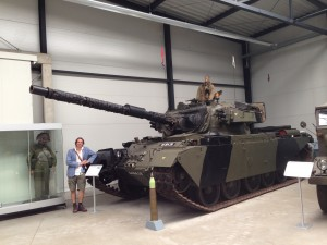 Panzer museum, Munster